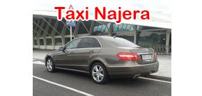 Taxi en Nájera